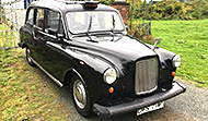 1960s - 2000s London Taxis (2 Available)