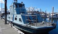 CFAV Pegasus - Navy YAG
