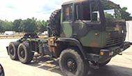 M1088 Semi-Trailer Tractor Unit