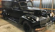 1941 Chevrolet Panel