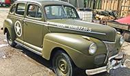 1941 Ford Army Staff Car