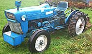 3N Type Ford Tractor