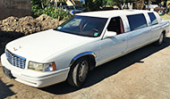 Classic Cadillac Stretch Limousine