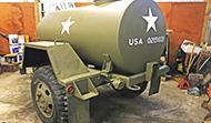 M149 400 gal. Water Buffalo Trailer (Potable Water)