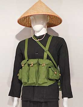 Vietnam - VC/ Viet Cong w/ Coolie Hat (1963-1975)