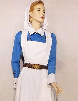 WWII Canadian/ British Nurse