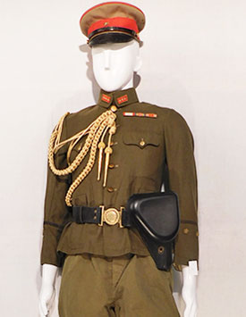 Japanese Army Officer, Dress Uniform (1937-1945)