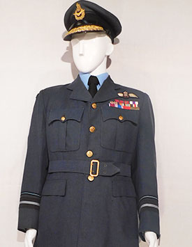 WWII Canadian Air Force Uniforms