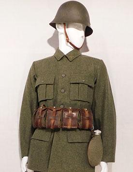 Sweden - Enlisted (1940s-50s)