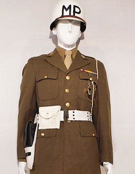 Army - MP - Service Dress