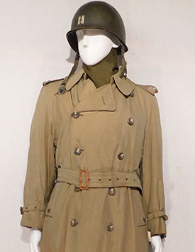 Army - Officer - Winter (1944-45)