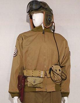 Army - Tank Crew (Zip Jacket)