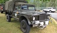 Military Pickups, Ambulances and Command Post Trucks
