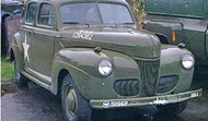Military Motorcycles, Staff Cars, Trailers & Misc.